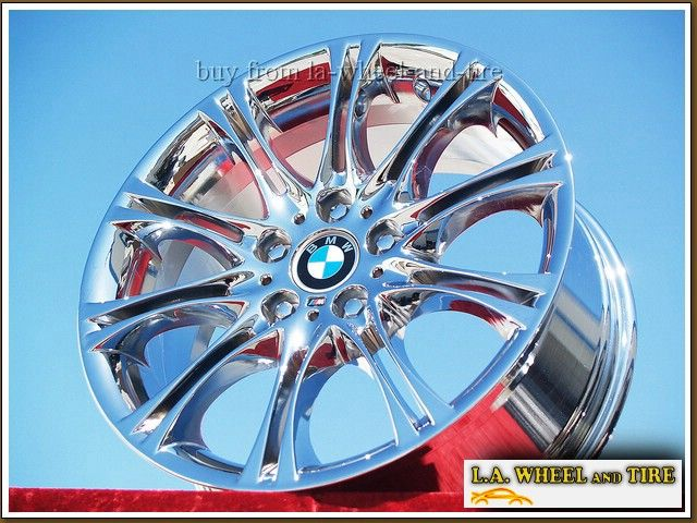 18 BMW 330i ZHP E46 Chrome Wheels Rims Exchange